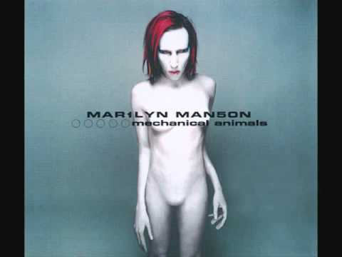 Marilyn Manson - I Want To Disappear