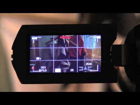 Sony NEX-VG20   Test Technologiki   Review