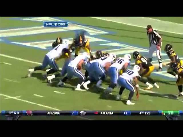 Pittsburgh Steelers Big Hits
