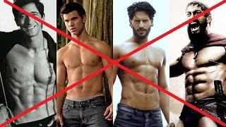 The Simple TRUTH About Hollywood Body Transformations