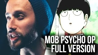 Mob Psycho 100 (FULL ENGLISH OP) - Mob Choir 99 cover by Jonathan Young & SixteeninMono