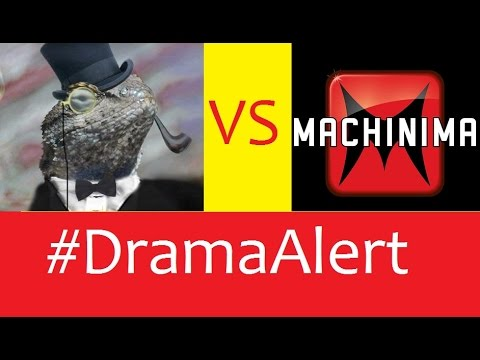 Lizard Squad vs Machinima 's Inside gaming #DramaAlert