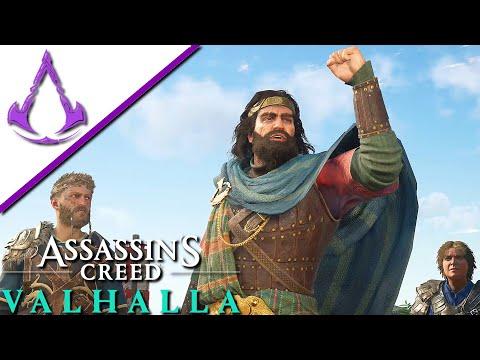 Assassin's Creed Valhalla 259 - Die Ringburg Schlacht - Let's Play Deutsch