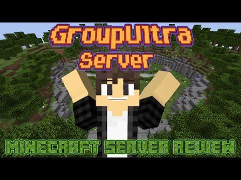 Minecraft Server Trailers - GroupUltra