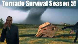 Tornado Survival Season 5 With Joel! Part1!