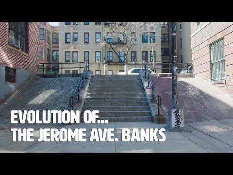 The Evolution Of... The Jerome Ave. Banks