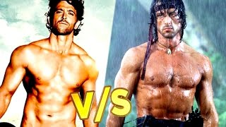 Hrithik Roshan To Star In Hindi Remake Of Sylvester Stallone's Rambo?