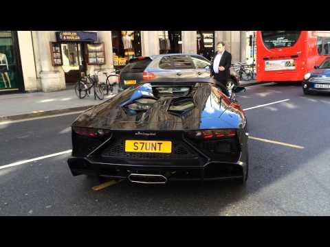 James Stunt Supercar Fleet (Lamborghini Aventador, Rolls Royce, Range rover & More )