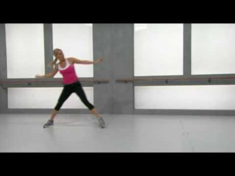 Aerobics for beginners -  feat. Wexer instructor Anna Virenhem