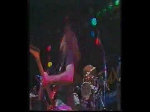 Anthrax - Panic (live 1986)
