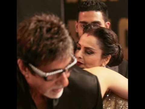 Amitabh Bachchan & Rekha Forever... Milke Bhi Hum Na Mile