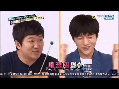 Myungsoo x Jiyeon