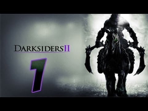 Darksiders 2 | Walkthrough | Parte 1 | El gigante de hielo
