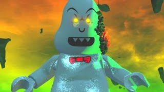 LEGO Dimensions - Ghostbusters Story Pack Complete Story Walkthrough (All 6 Chapters)