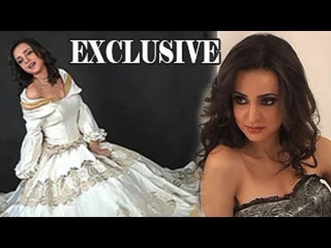 Exclusive - Sanaya Irani's Sexy Photo Shoot - Must Watch Now !!! video