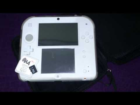 nintendo 3ds new 2015 +r4 dual core for all 2014 firmware