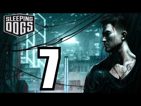 ► Sleeping Dogs | #7 | Black Lotus | CZ Lets Play / Gameplay [1080p] [PC]