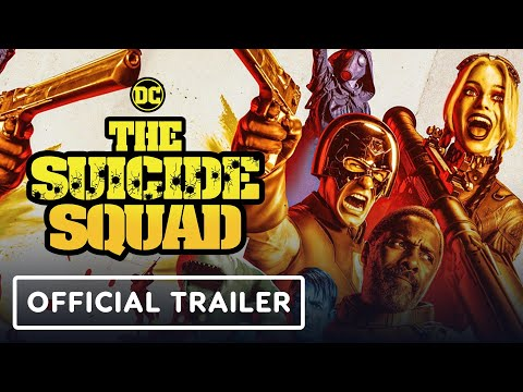 The Suicide Squad - Official Red Band Trailer (2021) Margot Robbie, Idris Elba, John Cena