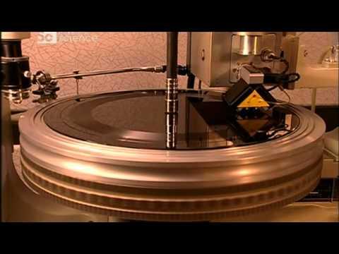 Современное производство Виниловых пластинок