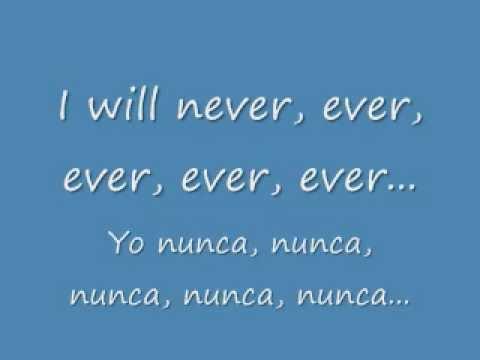 Alex Band - Never Let You Go