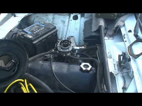 Диагностика и ремонт топливной системы и зажигания на примере ВАЗ 2107