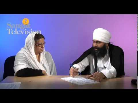 Learn Gurmukhi (Punjabi) in 5 days Fast track - Episode 2