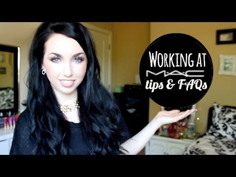 How I Got a Job at MAC! Interview Process, Tips & FAQ's