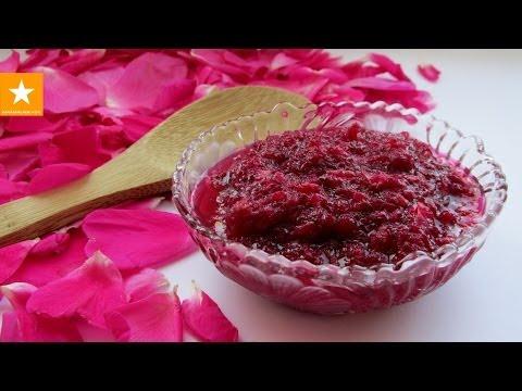 Умопомрачительное варенье из лепестков роз от Мармеладной Лисицы