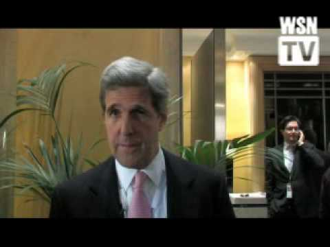 U.S. Senator John Kerry: Irans nuclear programme