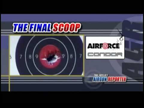 Airgun Reporter Episode 9: Condor CO2 Air Rifle