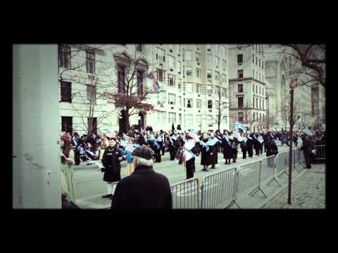 Greek Independence Day Parade New York 2014