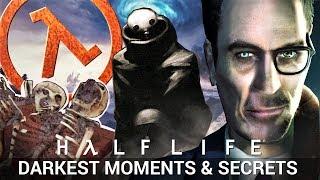 Half Life's Darkest Facts & Secrets (Creepy Half Life Moments)