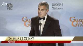 Clooney and Streep Get Political