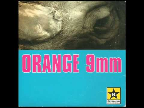 Orange 9mm - Cutting And Draining