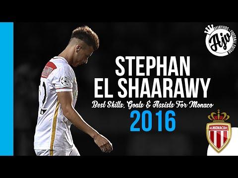 Stephan El Shaarawy - Il Faraone |AS Monaco| 2015/2016 | HD | 1080p