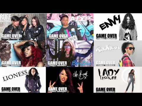 Game Over - Female Takeover - Official Remix