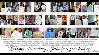 Happy 21st Birthday Justin