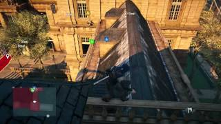 Assassin's Creed Unity: Parkour