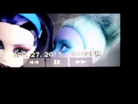 Monster high doll video Air pollution by Jaleah, Mari, and Talayah