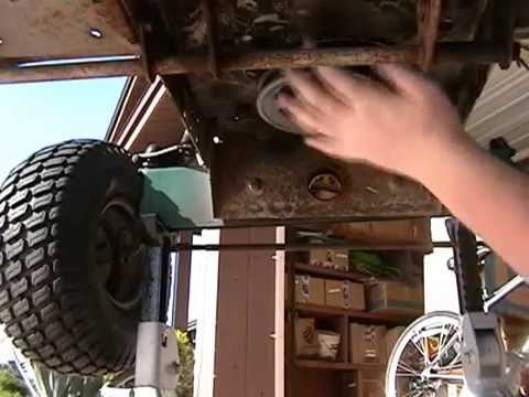 engine pulley change