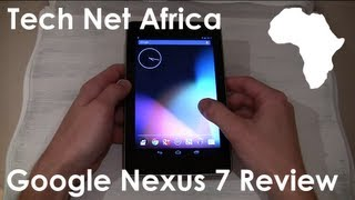 Asus Google Nexus 7 Review (Our Quick Review)