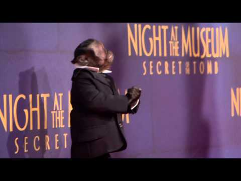 Night At The Museum: Secret Of The Tomb: World Premiere Atmosphere & Arrivals