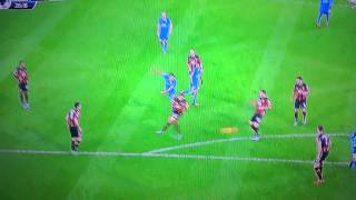 Jamie Vardy incredible miss goal vs Bournemouth
