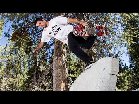 Woodward Tahoe - Best of Skateboarding Summer 2016