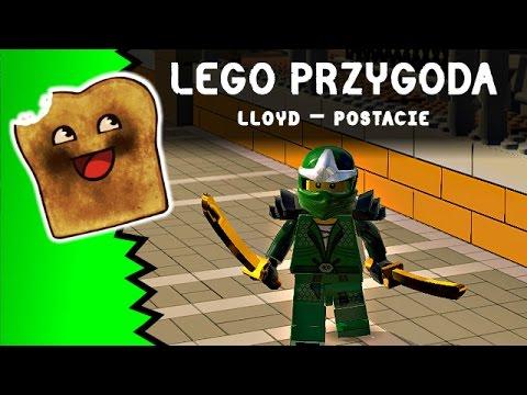 LEGO Przygoda Gra Wideo | LLOYD ZIELONY NINJA | Prezentacja Postaci