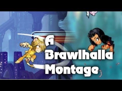 Paper Crowns - Brawlhalla Montage