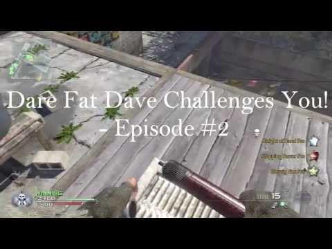 Dare Fat Dave Challenges You! - Episode #2 response by Pavo