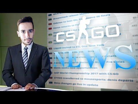 ¿SE VIENE ALGO IMPORTANTE A CS:GO? | NOTICIARIO DE CS:GO #5