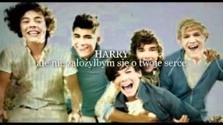 One Direction Video - One Direction - Taken (Tłumaczenie PL)