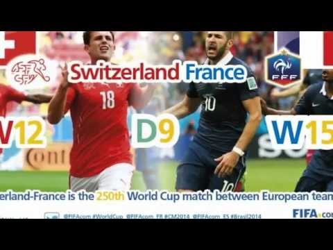 Blaise Matuidi goal vs Switzerland 2-5 France all goals and highlights France 5-2 Switzerland 2014